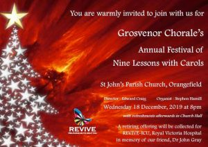 26th Annual Festival of Nine Lessons with Carols